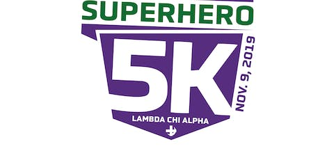 Superhero 5k and 1 Mile Fun run tickets