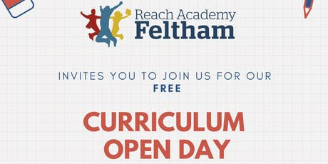 July Reach Out Curriculum Day tickets