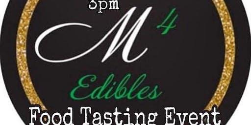 M4edibles food tasting event
