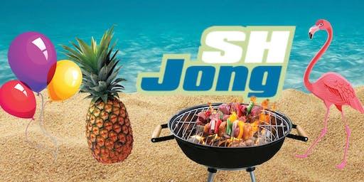 SH-Jong Zomerfeest met BBQ