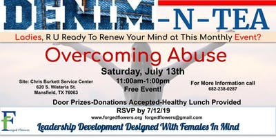 Renewing The Mind-Overcoming Abuse