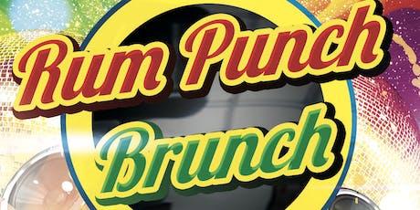 Rum Punch Brunch tickets