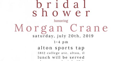 Morgan's Bridal Shower