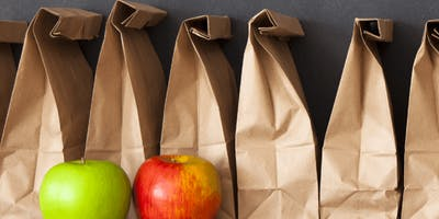 Bagged Lunches Prep for Access Women's Shelter