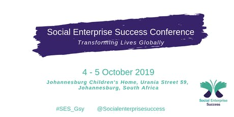 Social Enterprise Success Conference tickets