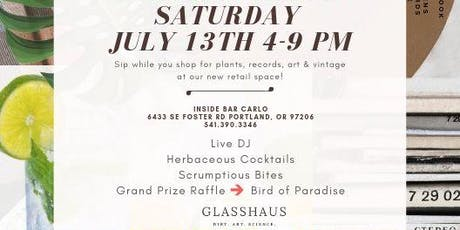 Glasshaus Collaborative Retail Space Grand Opening tickets