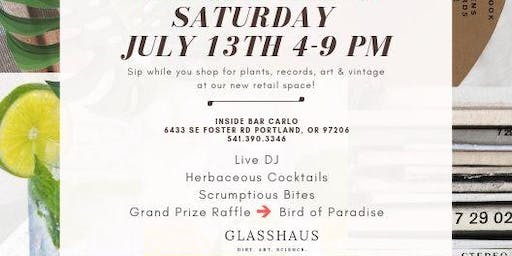 Glasshaus Collaborative Retail Space Grand Opening