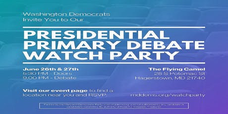 Watch Party -  2020 Democratic Presidential Debate tickets