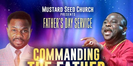 Blessing Fathers Day Celebration tickets