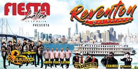 Fiesta Latina En La Bahía | Reventon Del Verano 2019  tickets