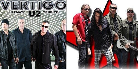 Vertigo: U2 Tribute Band & Original Sin: Tribute to INXS tickets