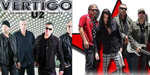 Vertigo: U2 Tribute Band & Original Sin: Tribute to INXS