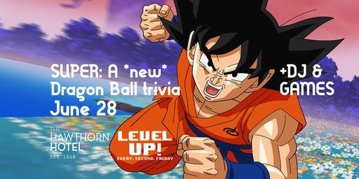 SUPER: A *new* Dragon Ball Trivia