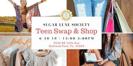 Teen Swap & Shop Event Series tickets