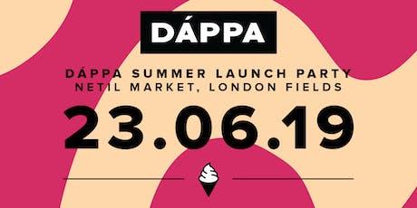 DÁPPA Summer Launch Party tickets