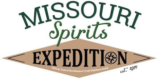 Missouri Spirits Expedition Launch-Kansas City