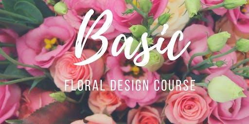 Floral Design Basics Class