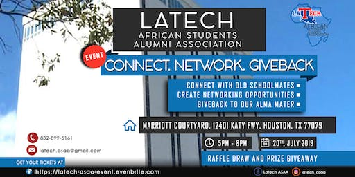 Connect-Network-Giveback Event