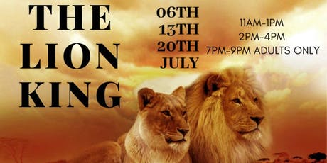 Kids & Adults Art Workshop/ The Lion King: Presented by Cora Colors tickets