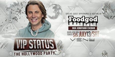 VIP Status - Jonathan Cheban's Hollywood Party tickets