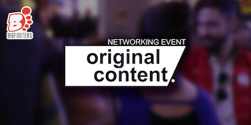 Original Content Networking Event