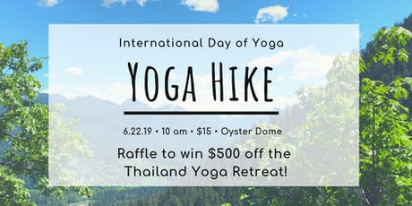 Summer Solstice Yoga Hike tickets