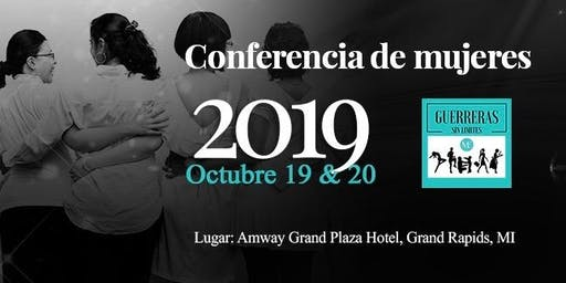 Conferencia De Mujeres Guerreras Sin Límites 2019