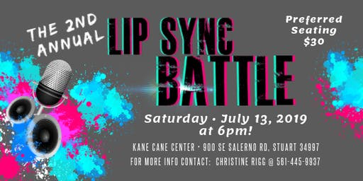 Lip Sync Battle at Kane Center