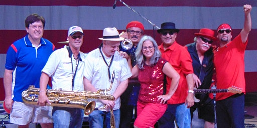 NEW YEARS EVE PARTY with COLD SHOTT & THE HURRICANE HORNS