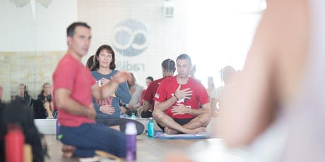 Wim Hof Method fundamentals workshop tickets