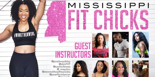 Mississippi Fit Chicks 2019