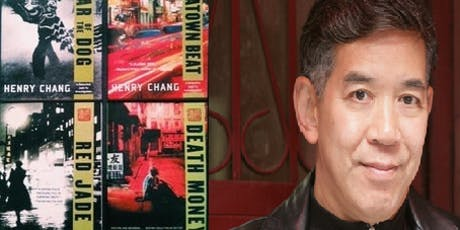OCA National Convention Book Talk: Murder Mystery Series by Henry Chang tickets