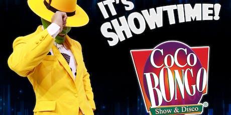INAUGURACIÓN COCO BONGO SHOW CABO tickets