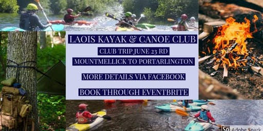 Lkcc Club Trip:Mountmellick To Portarlington