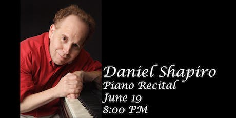 Daniel Shapiro in Recital tickets