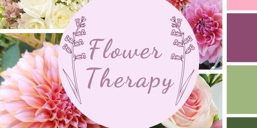 Flower Therapy Day