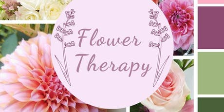 Flower Therapy Day tickets