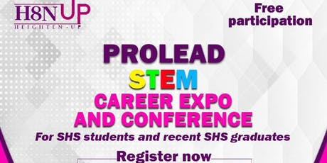 ProLead STEM Career Expo and Conference tickets