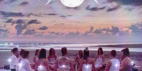 Méditation guidée et cours de relaxation corporelle énergétique pour femmes billets