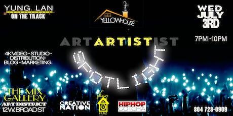 ARTIST SPOTLIGHT 2019 tickets