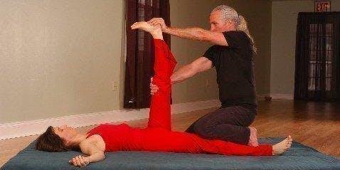 Vedic Thai Bodywork course w/ Mukti