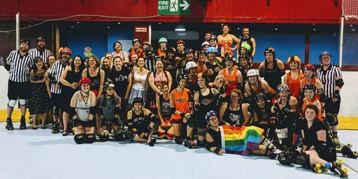 Join Sheffield Steel Roller Derby (21st July 2019)