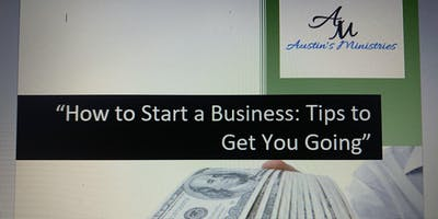 """How to Start a Business"" Online Course"