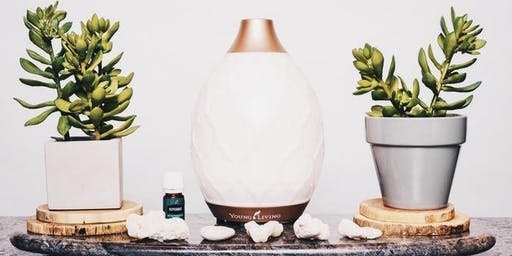 Succulent Diffuser Workshop