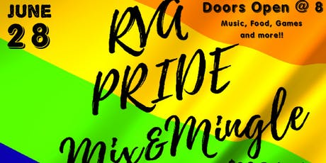 Pride ..Mix & Mingle  tickets