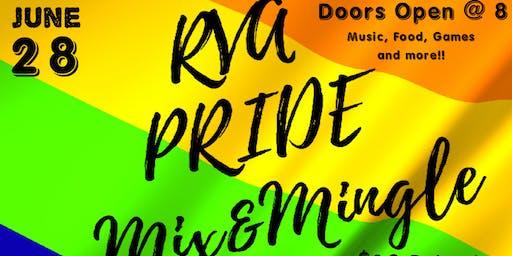 Pride ..Mix & Mingle