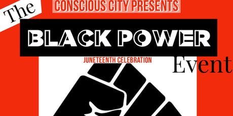 The Black Power Event tickets