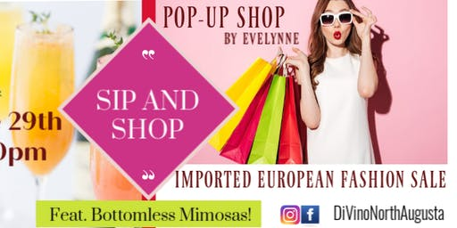 SIP and SHOP at DiVino