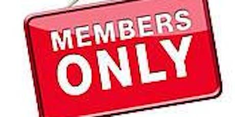 JULY VIP Membership tickets
