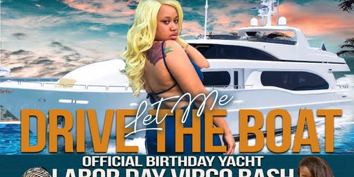 JAE'S 21ST  BDAY YACHT PARTY